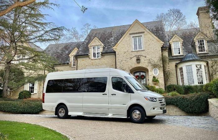 wine tour limo service